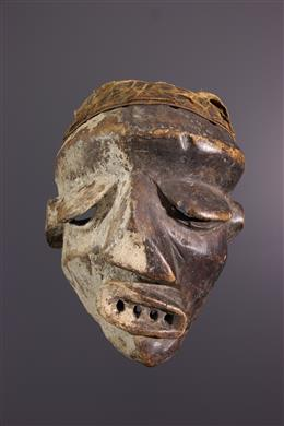 Tribal art - Pende Mbangu mask