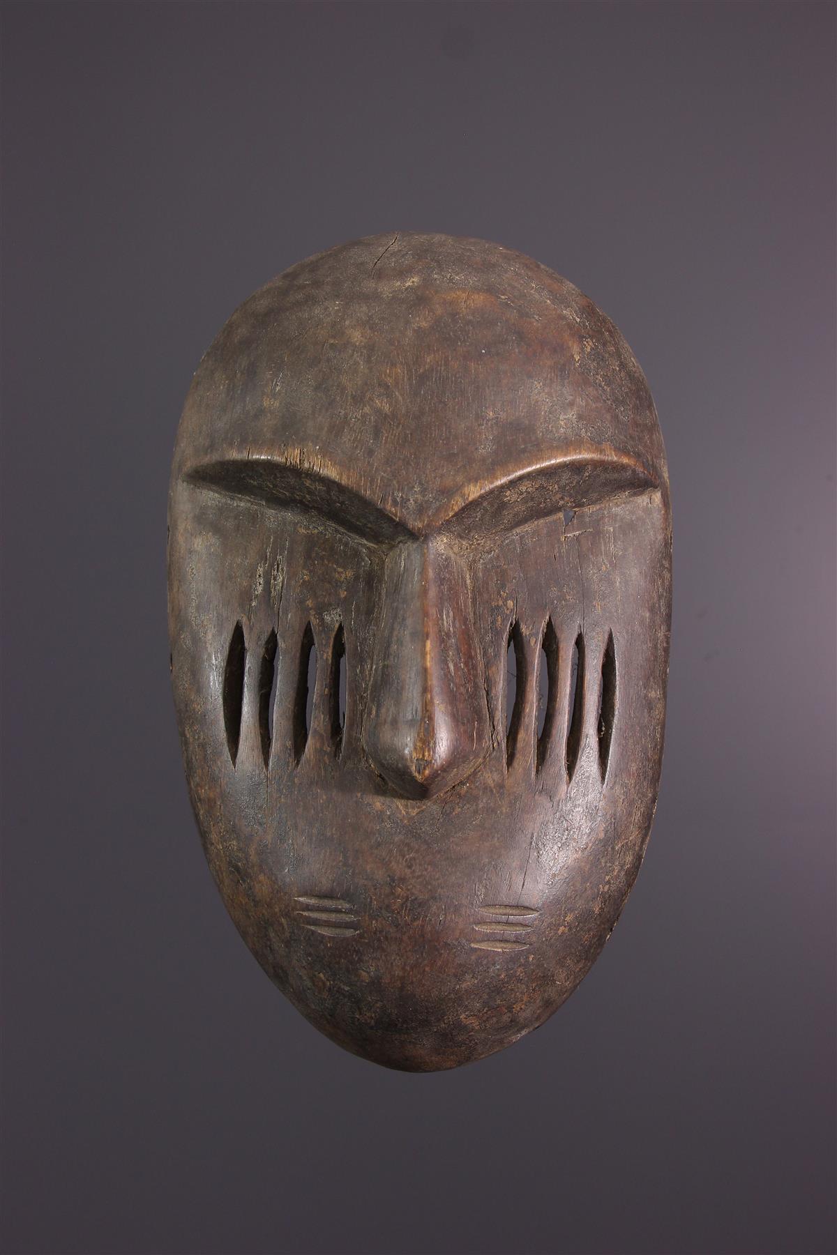 Yela mask - Tribal art