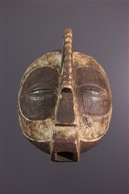 Tribal art - Luba Kifwebe mask