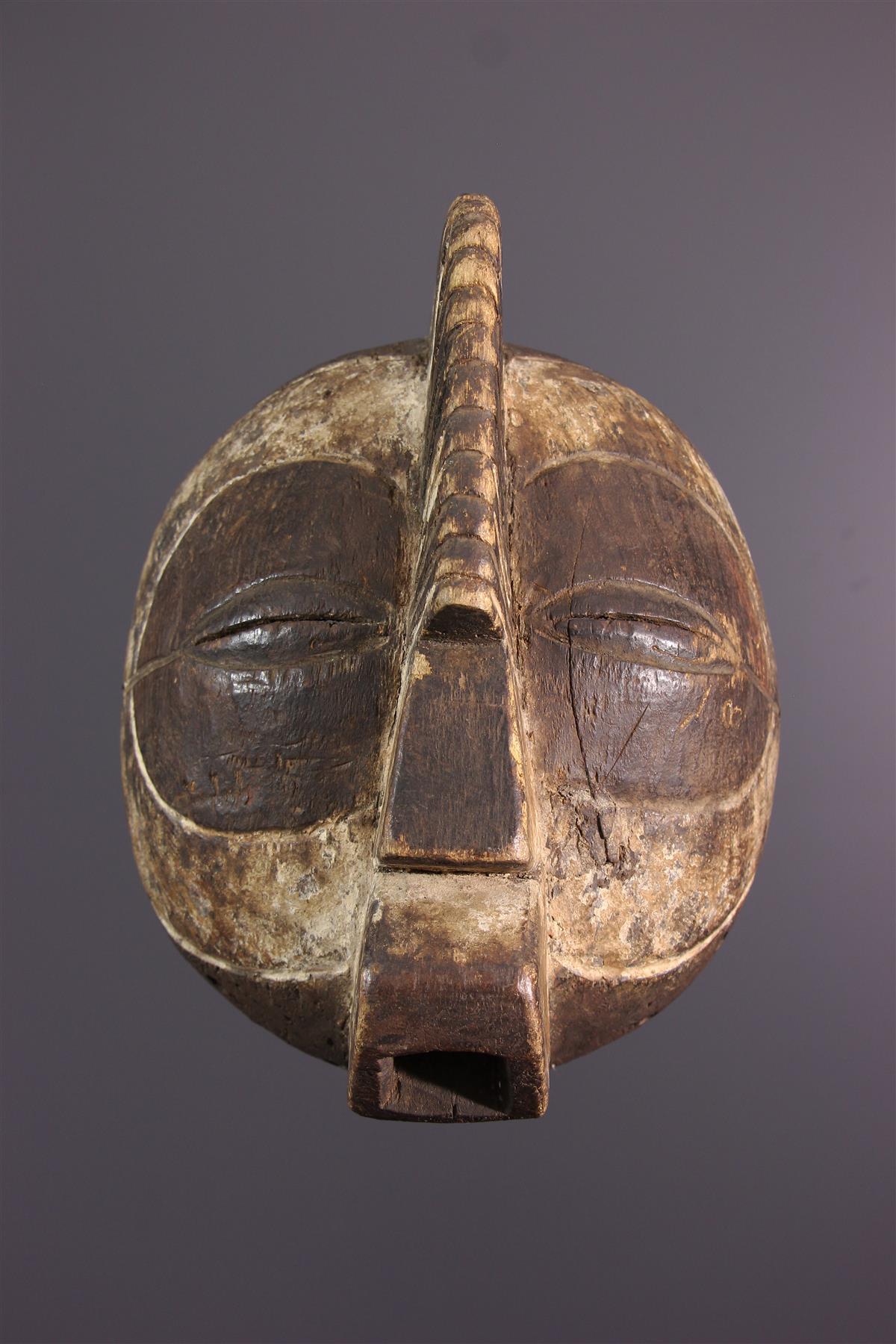 Luba mask - Tribal art