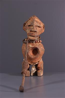 Tribal art - Songye fetish figure