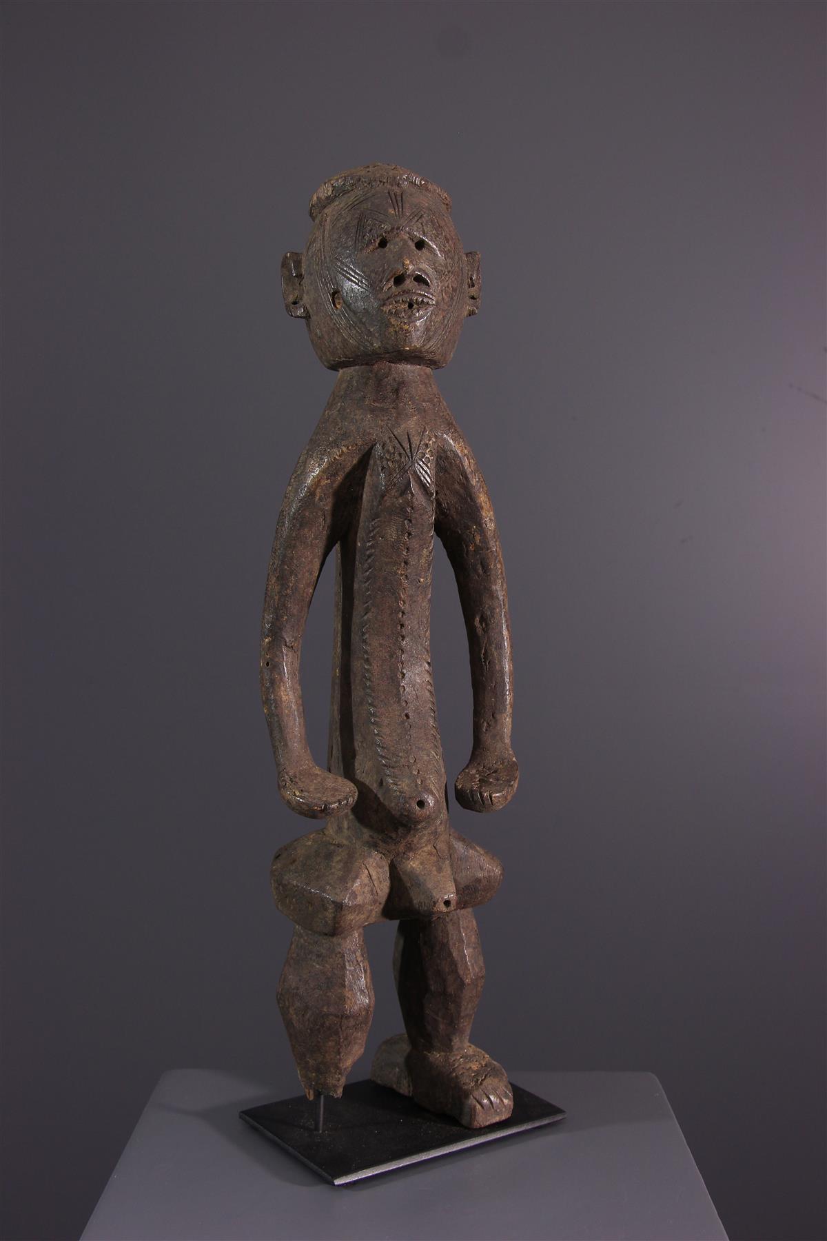 Montol statue - Tribal art