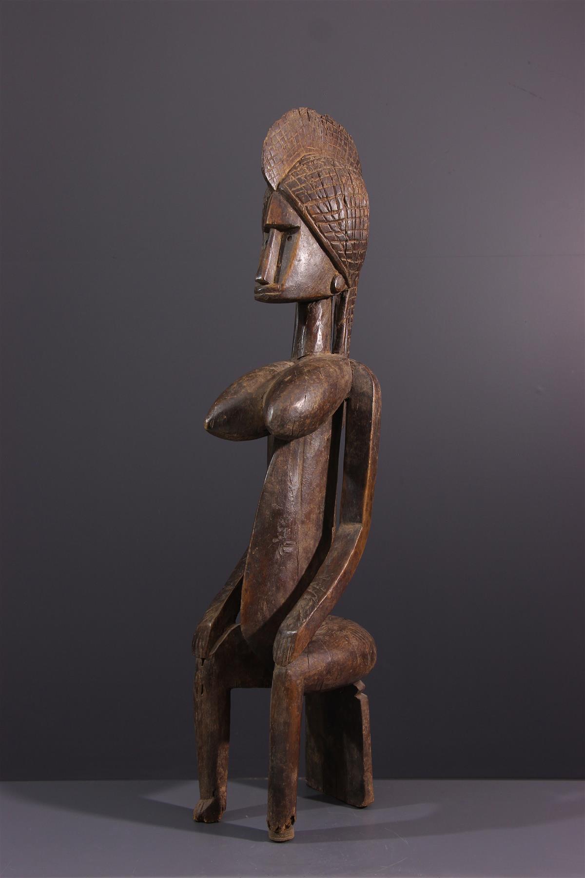 Bambara Queen  - Tribal art