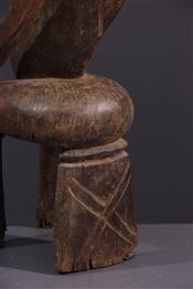 Statues africainesBambara Queen