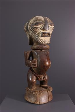 Tribal art - Janiform Songye fetish