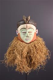 Masque africainMbala mask