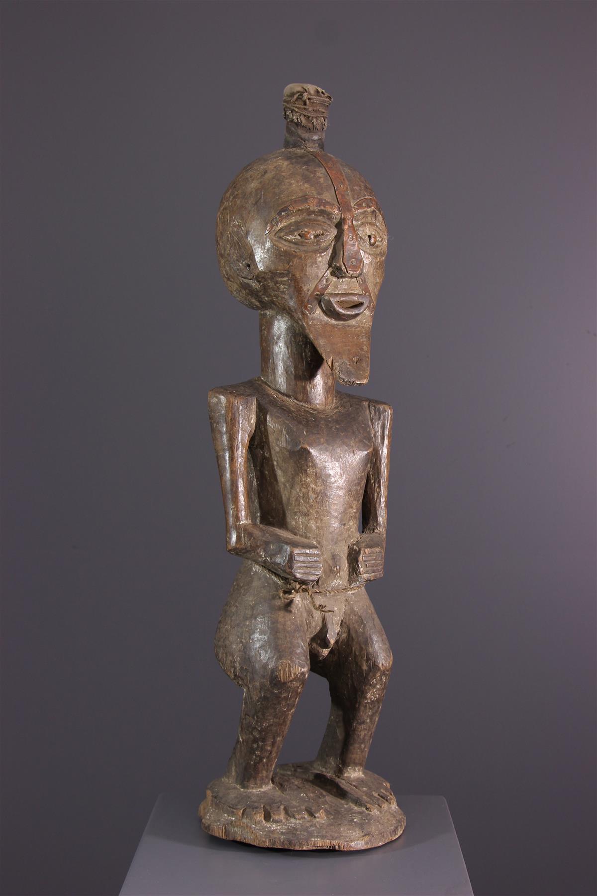 Songye statue - Tribal art
