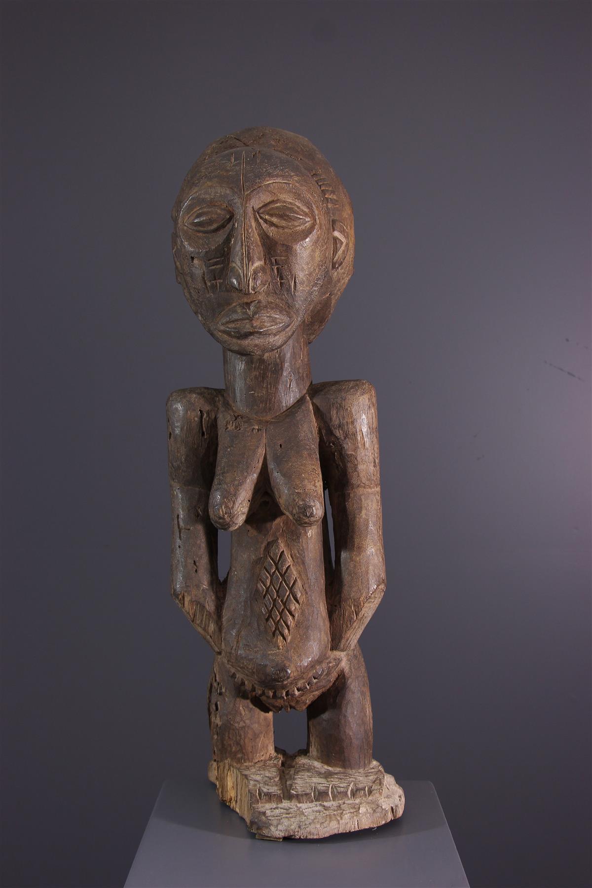 Hemba statue - Tribal art