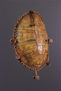 Tribal art - Lega Lukungu mask