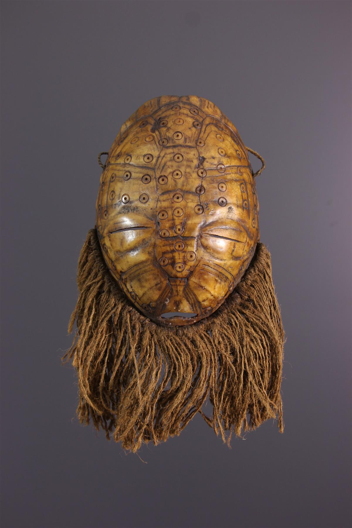 Lega mask - Tribal art