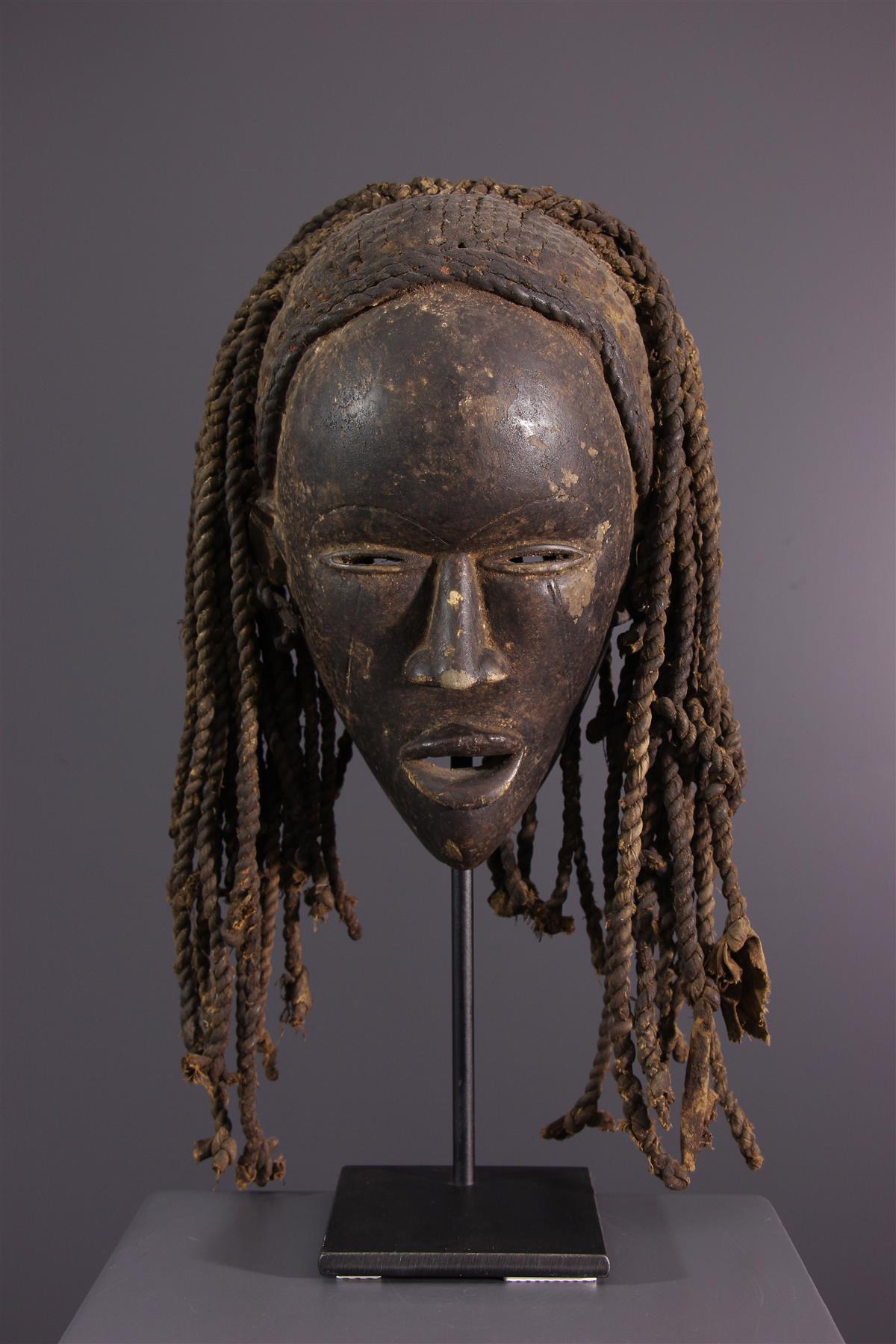 Tschokwe mask - Tribal art