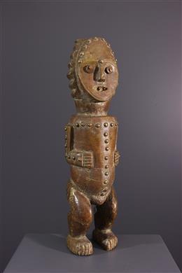 Tribal art - Ambete reliquary statue