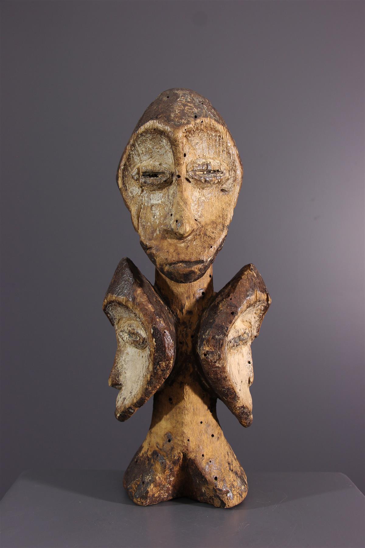 Lega figure - Tribal art