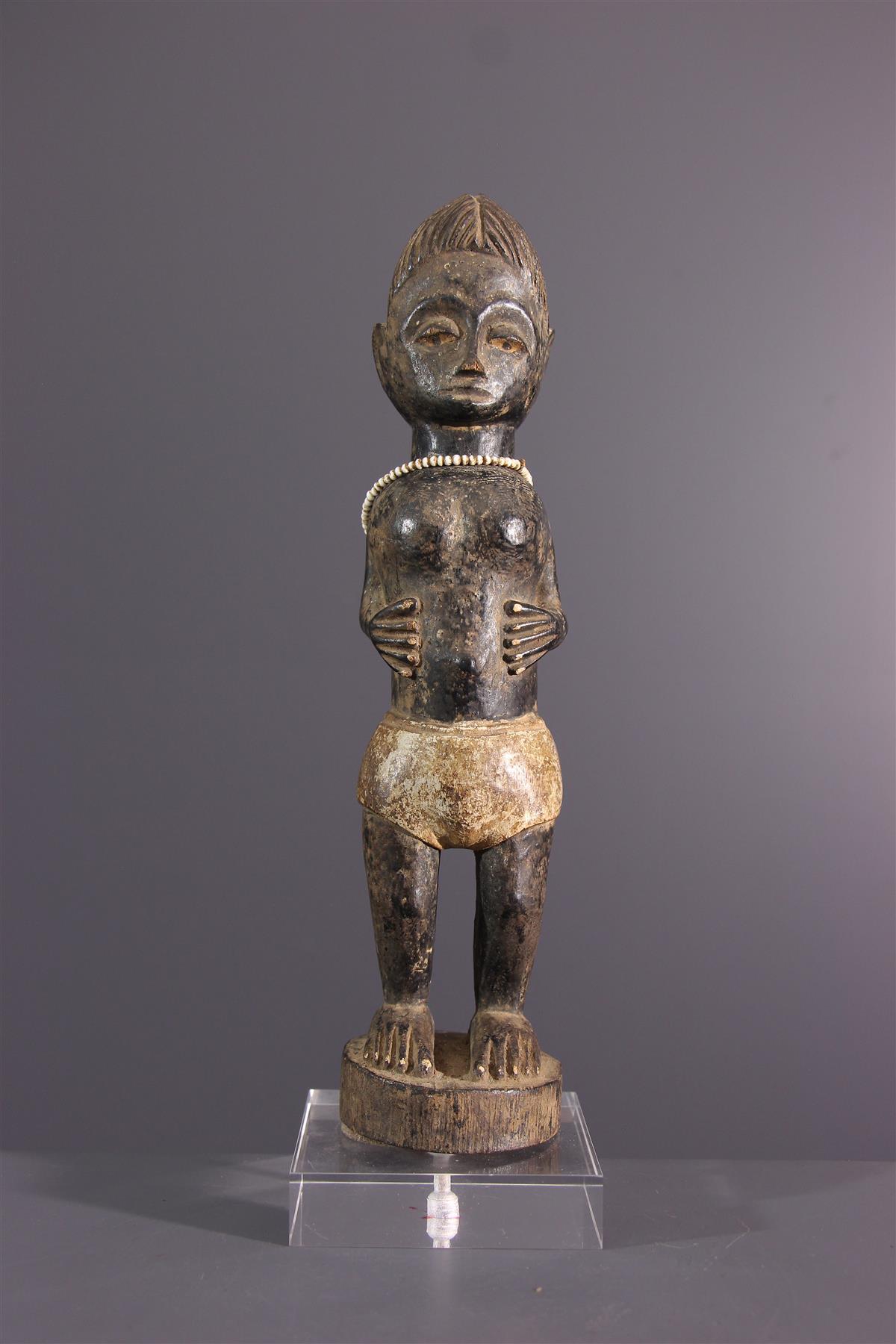 Baule figure - Tribal art