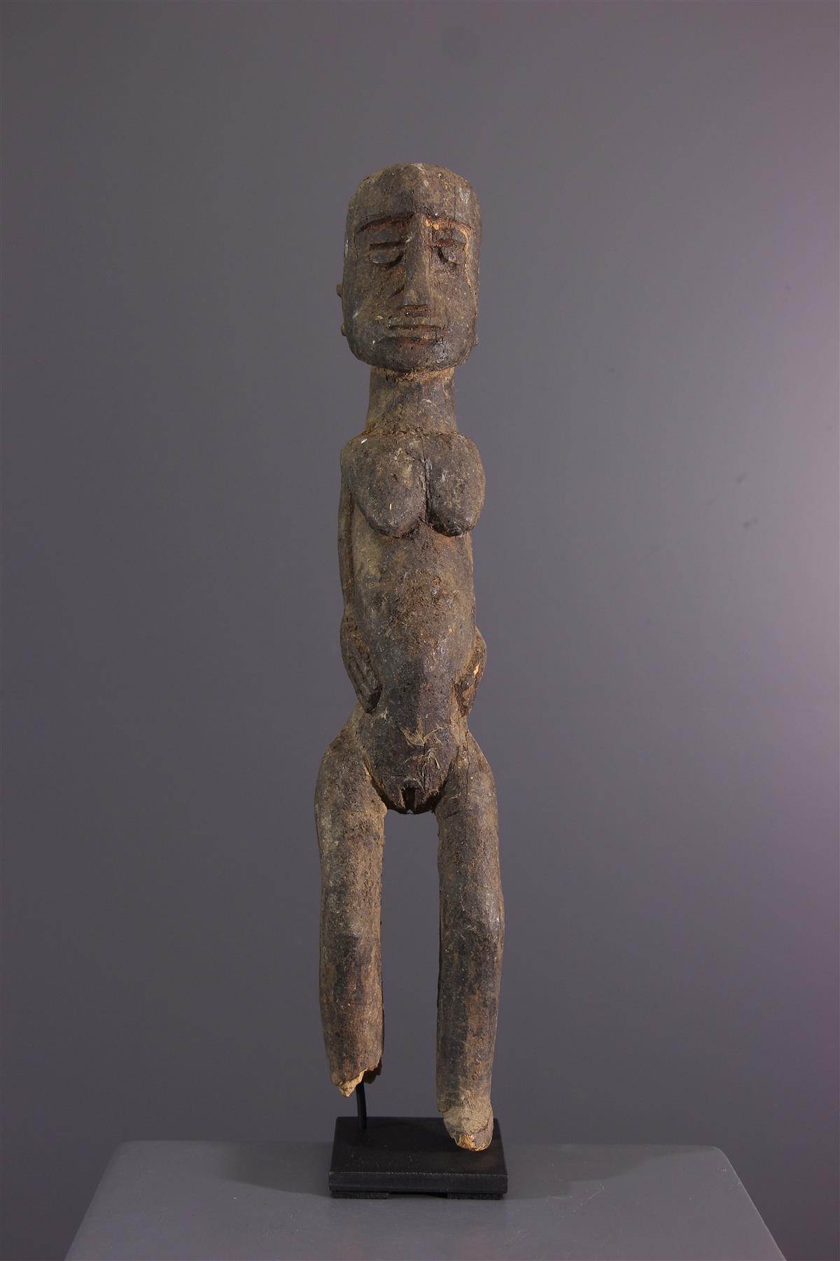 Lobi statue - Tribal art