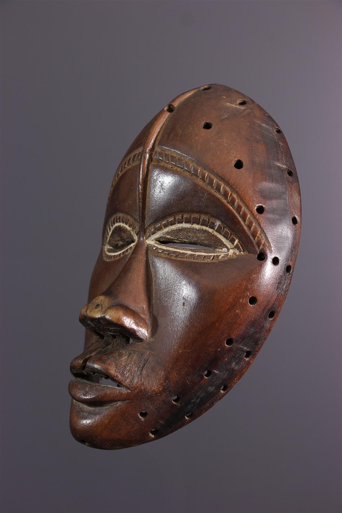 Dan mask - Tribal art