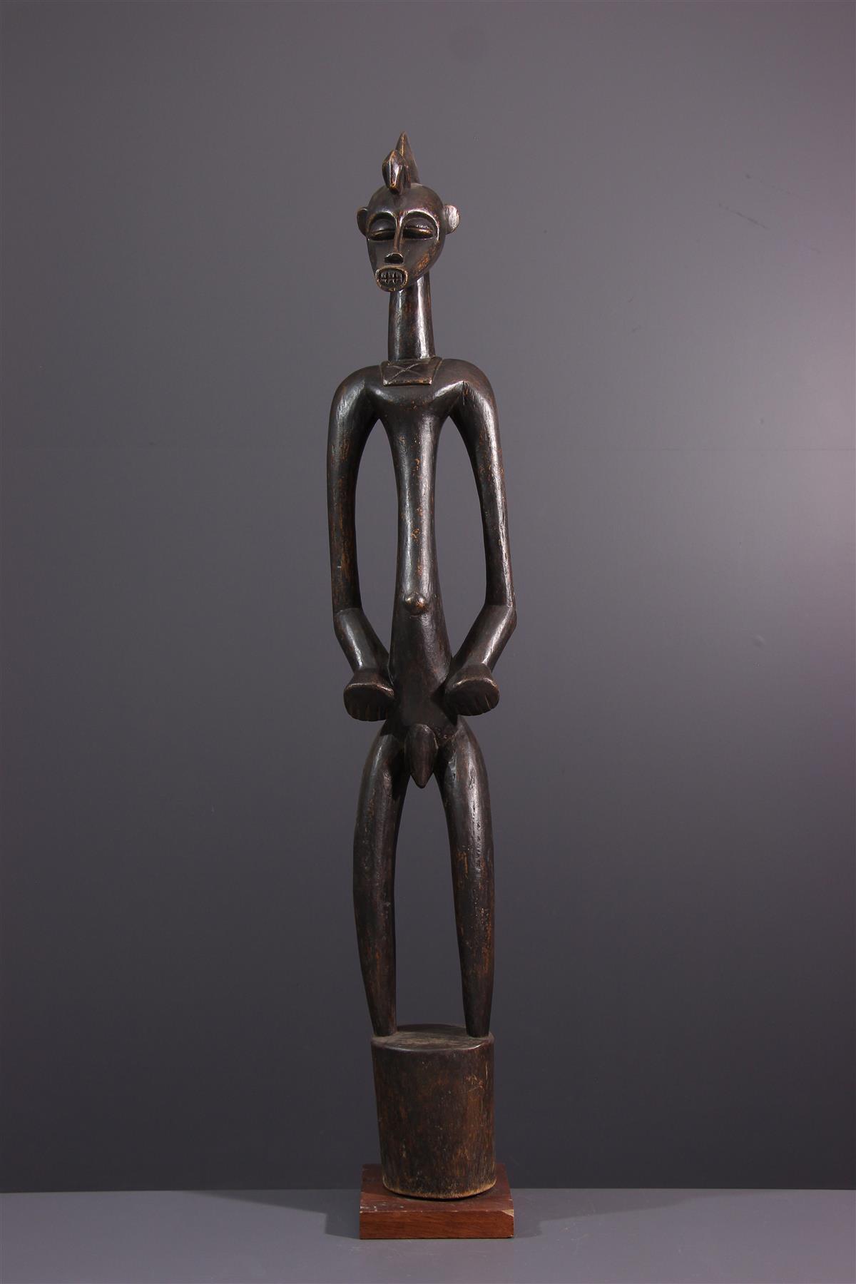 Senoufo statue - Tribal art