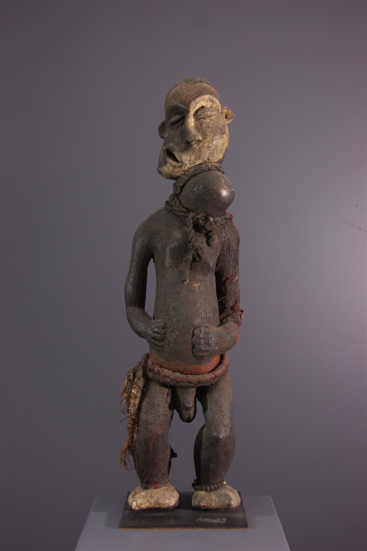 Pende statue - Tribal art