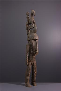 Bwa / Bwo Tominian carved figure