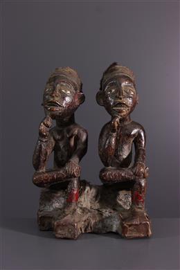 Kongo Yombe couple