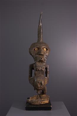 Tribal art - Songye Nkisi fetish statue
