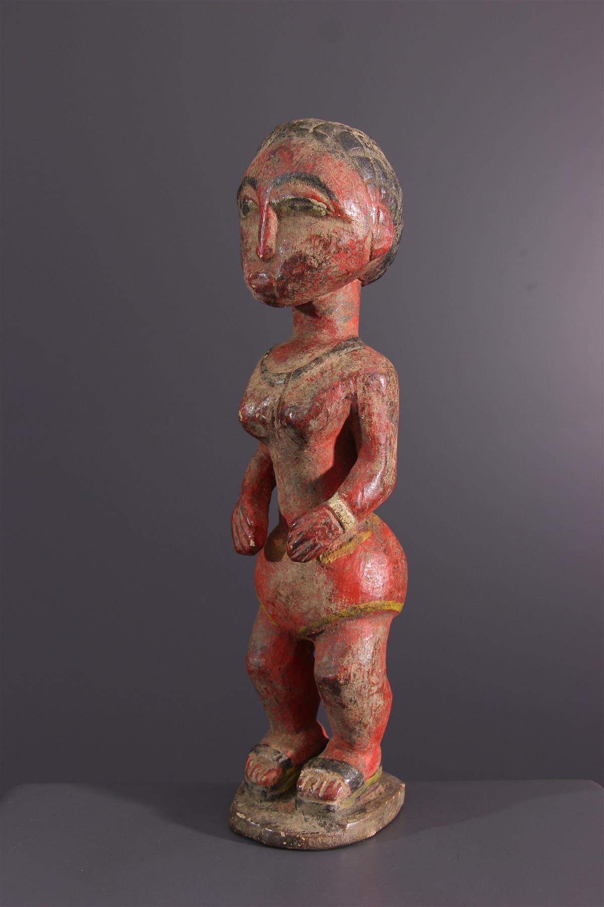 Baoule figure - Tribal art