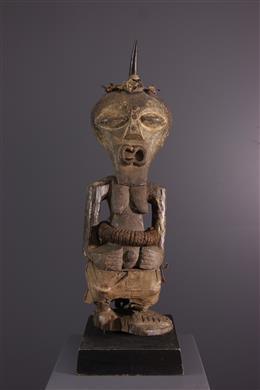 Tribal art - Songye Nkishi statue