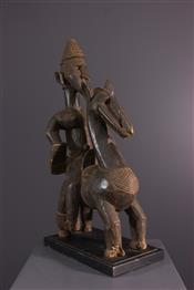 CavalierBambara rider
