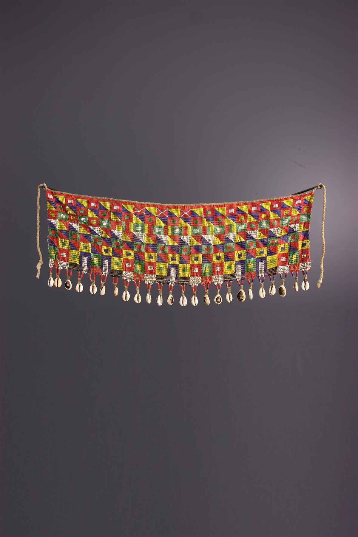 Kirdi cover - Tribal art