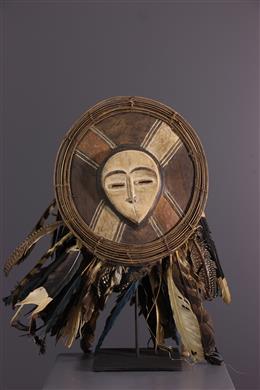 Tribal art - Pende Gitenga Mask