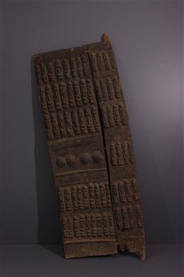 Tribal art - Great Dogon door
