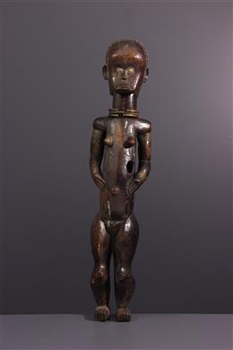 Tribal art - Fang ancestor figure of Byeri reliquary