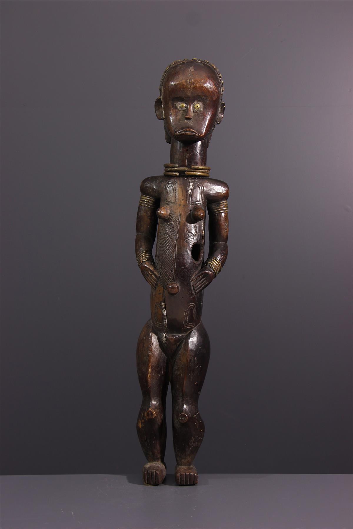 Fang statue - Tribal art