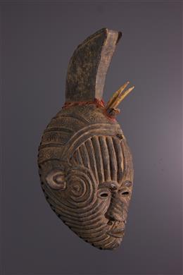 Tribal art - Igbo Ngwo mask