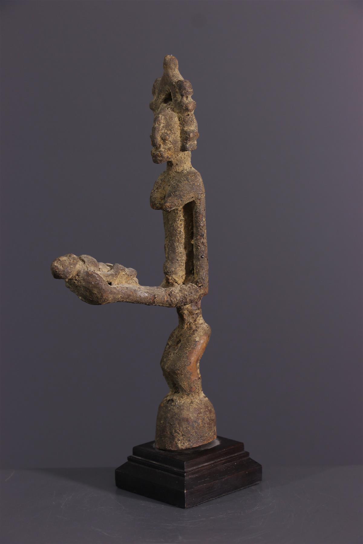 Dogon Statuette - Tribal art