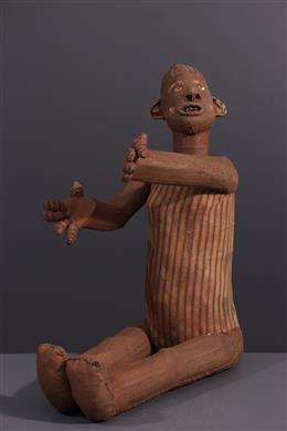 Tribal art - Figure Niombo Bwendé, Bwemde
