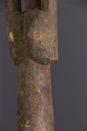 Statues africainesTellem statue