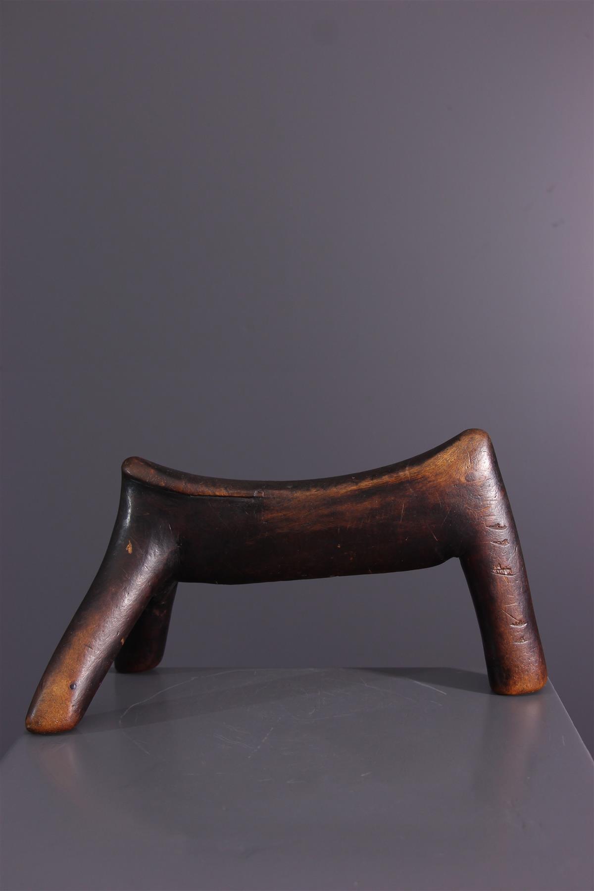Headrest Kenya - Tribal art