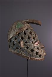 Masque africainGelede mask