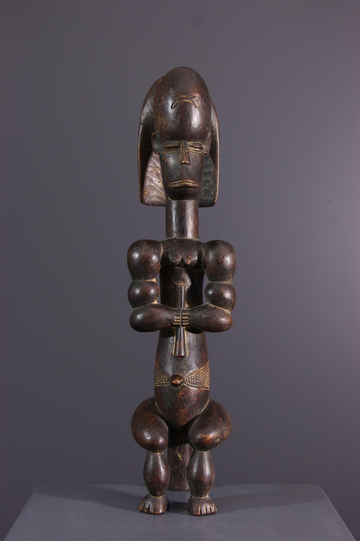 Fang figure - Tribal art