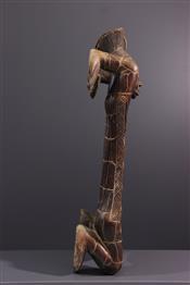 Statues africainesMangbetu awale