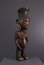Statues africainesMangbetu figure