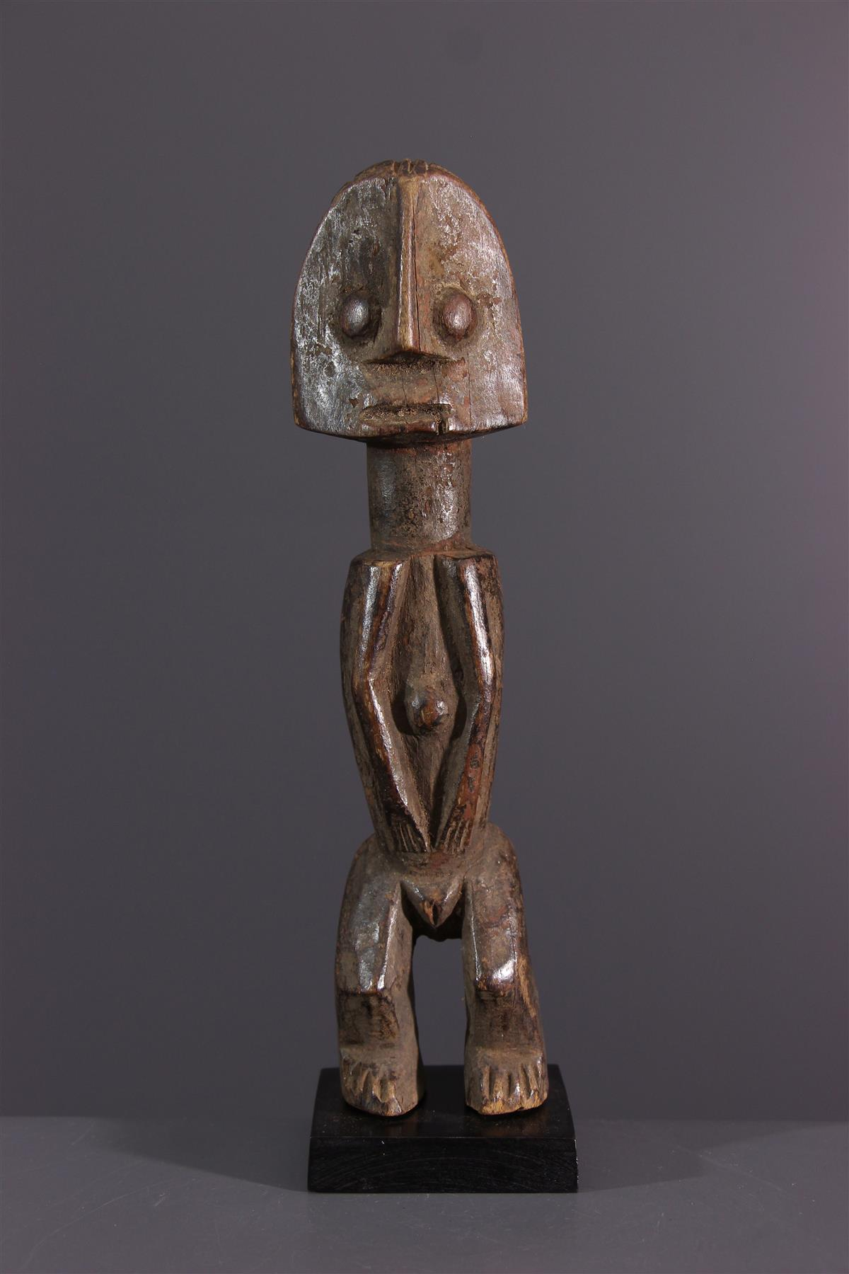 Kumu figure - Tribal art