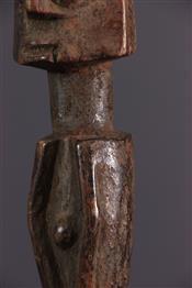 Statues africainesKumu figure