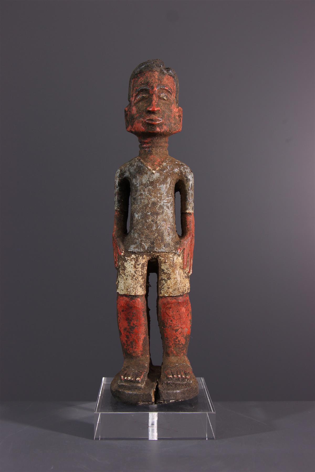 Baoule colon - Tribal art