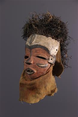 Tribal art - Pende Mbuya mask