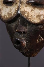 Masque africainGoma mask