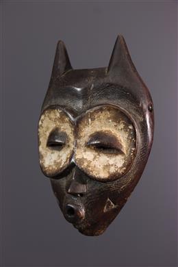 Tribal art - Goma Butende mask