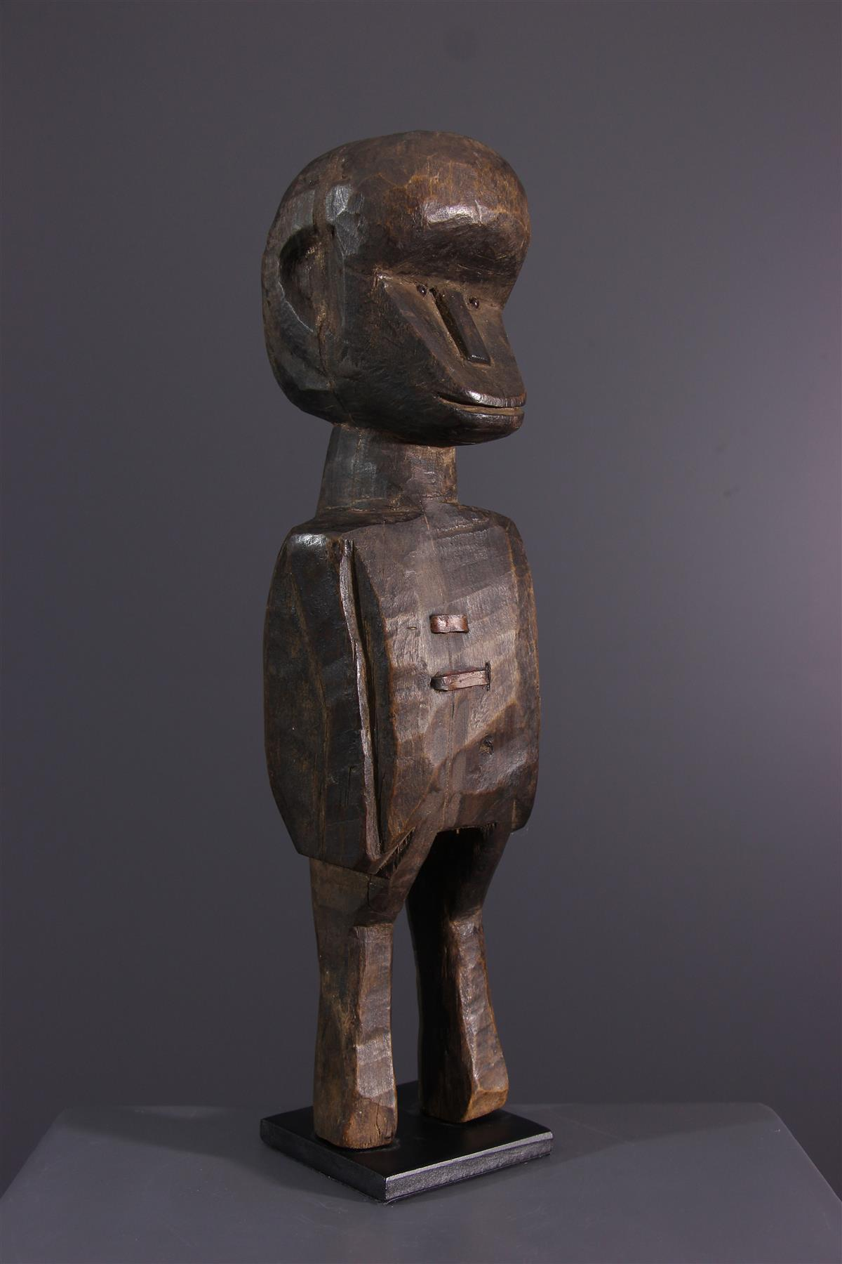 Zande statue - Tribal art