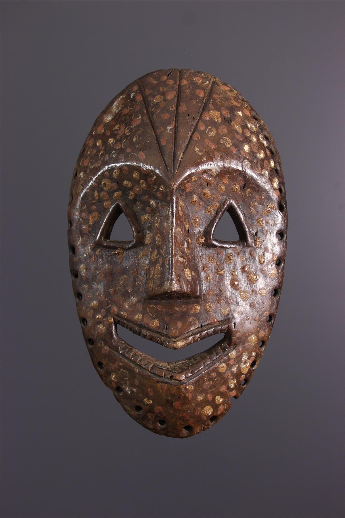 Kumu mask - Tribal art